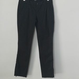 Gap stretch plaid ankle pants